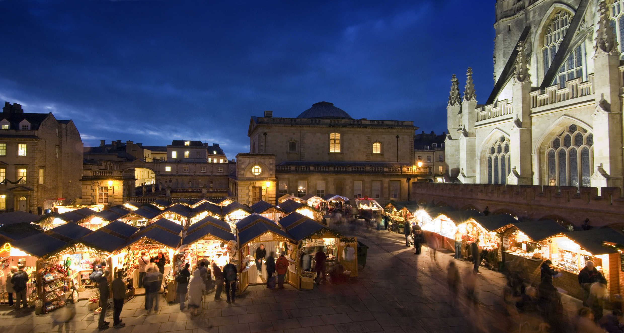 Christmas In The South West What Not To Miss In Bath